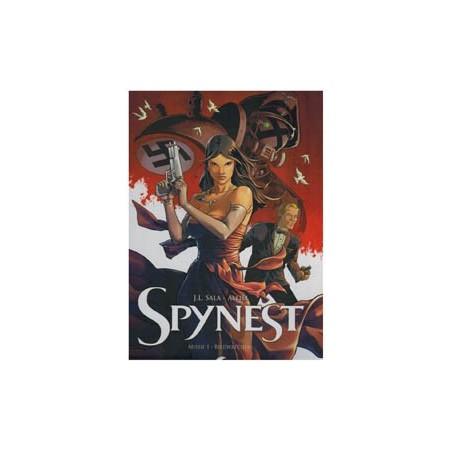 Spynest 01 HC Birdwatchers