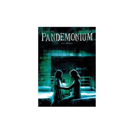 Pandemonium 03 Witte dood