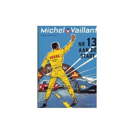Michel Vaillant  HC 05 Nr. 13 aan de start