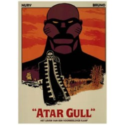 Bruno<br>Atar Gull HC<br>Het leven van een voorbeeldige slaaf