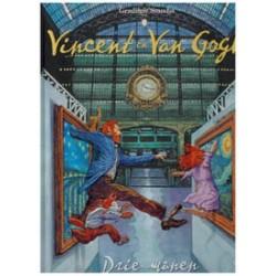 Vincent en Van Gogh 02 HC<br>Drie manen