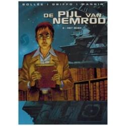 Pijl van Nemrod 05 HC<br>Het boek