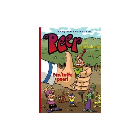 Peer de Plintkabouter 04 Een toffe peer!