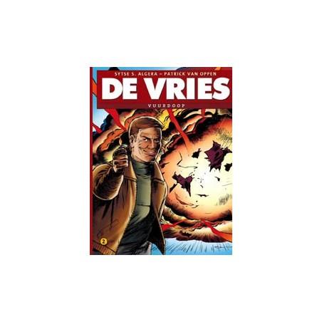 De Vries 02 Vuurdoop