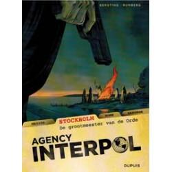 Agency Interpol 01<br>Stockholm<br>De grootmeester van de orde