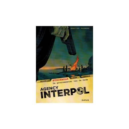 Agency Interpol set deel 1 t/m 3 1e drukken 2012-2013