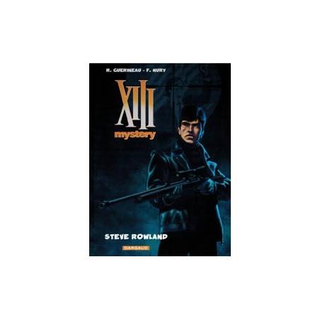 XIII  Mystery 05 Steve Rowland
