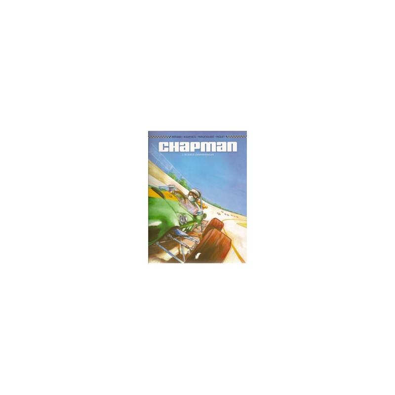 Chapman 01 De eerste overwinningen (Plankgas 2)