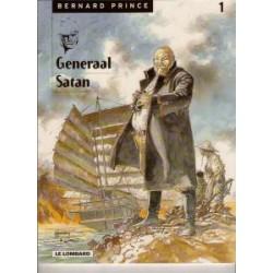 Bernard Prince 01: Generaal Satan