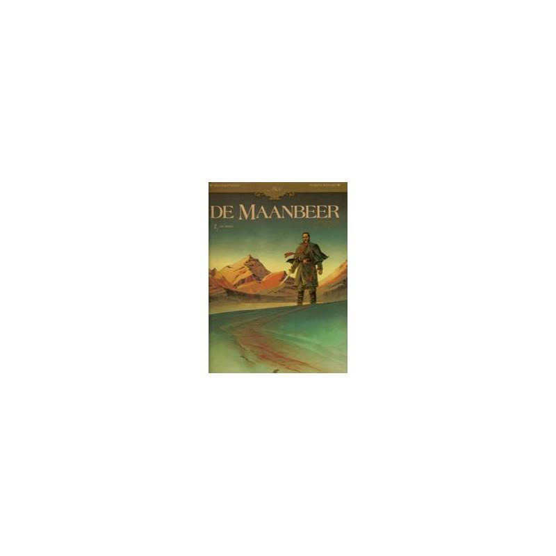 Maanbeer 01 HC Fort Sutter (Collectie 1800)