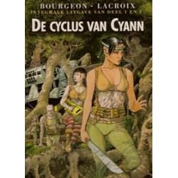Cyclus van Cyann Integraal 01 HC<br>Bron en de Sonde & De zes...