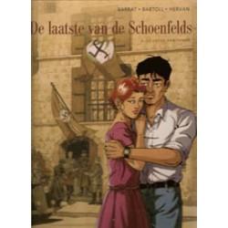 Laatste van de Schoenfelds 02 HC<br>De liefde van Fanny