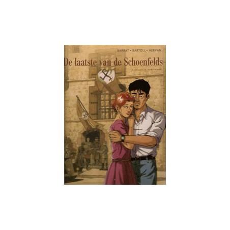 Laatste van de Schoenfelds 02 HC De liefde van Fanny