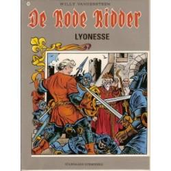 Rode Ridder Kleur 152 Lyonesse 1e druk 1994