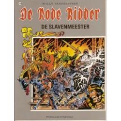 Rode Ridder Kleur 154 De slavenmeester 1e druk 1995