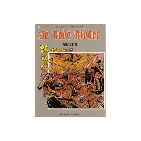 Rode Ridder Kleur 157 Avalon 1e druk 1996