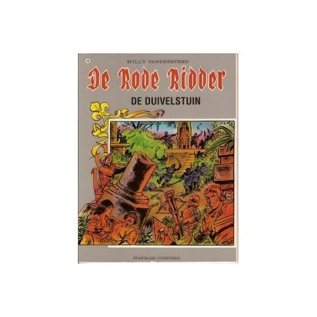 Rode Ridder Kleur 158 De duivelstuin 1e druk 1996