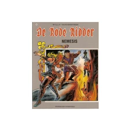 Rode Ridder Kleur 162 Nemesis 1e druk 1997