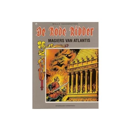 Rode Ridder Kleur 165 Magiers van Atlantis 1e druk 1997
