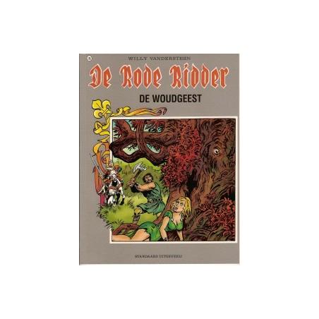 Rode Ridder Kleur 170 De woudgeest 1e druk 1998