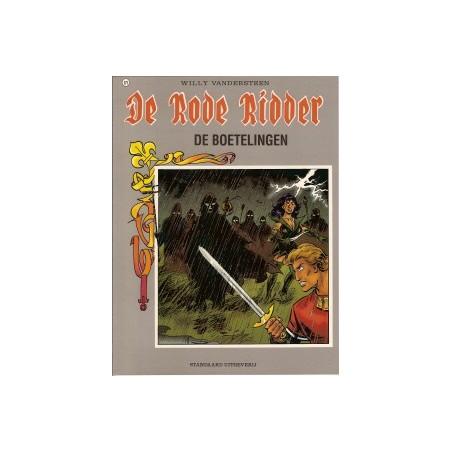 Rode Ridder Kleur 171 De boetelingen 1e druk 1999