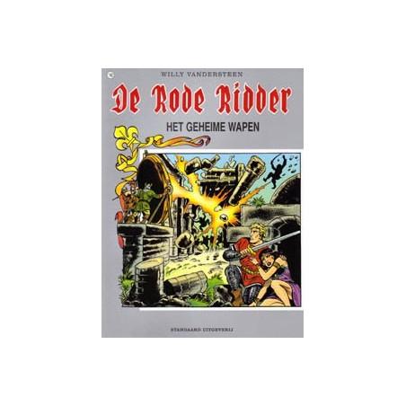 Rode Ridder Kleur 192 Het geheime wapen 1e druk 2002