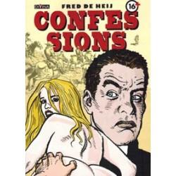 De Heij<br>Confessions<br>(engelstalig!)