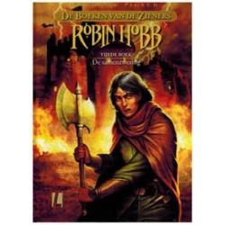 Boeken van de zieners 05 HC<br>Samenzwering<br>naar Robin Hobb