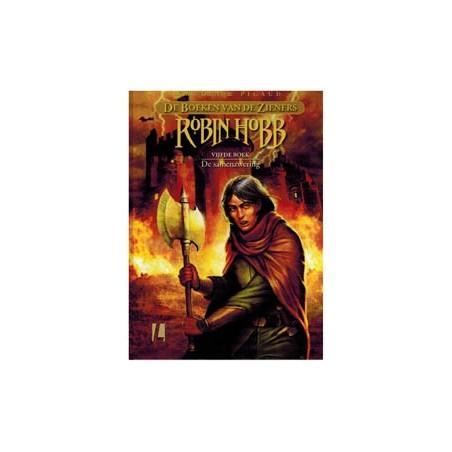 Boeken van de zieners 05 HC Samenzwering naar Robin Hobb