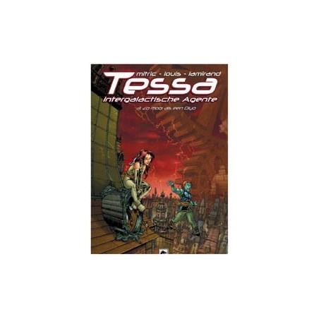 Tessa Intergalactische agente 03 Zo mooi als een Diyo
