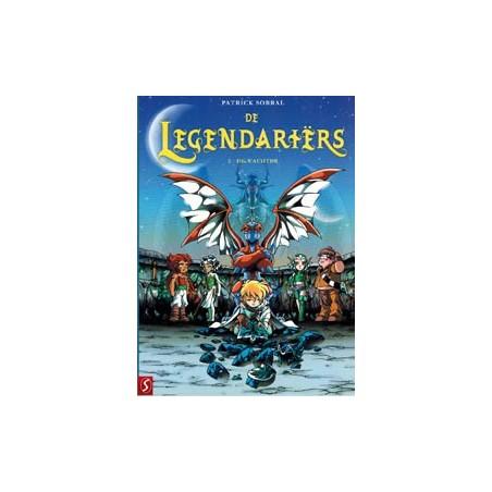 Legendariers 02 De wachter