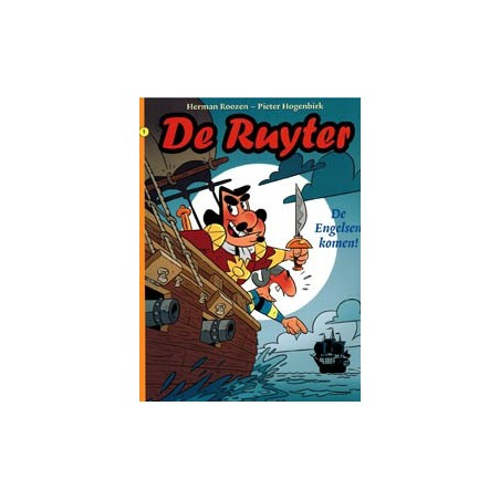 De Ruyter 01 De Engelsen komen!