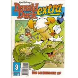 Donald Duck Extra 2011 09<br>Bij de beesten af