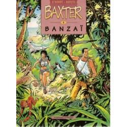 Baxter set<br>deel 1 t/m 3<br>1e drukken 1996-1998