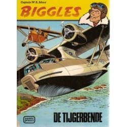 Biggles set Semic deel 1 t/m 4 1e drukken 1977-1979
