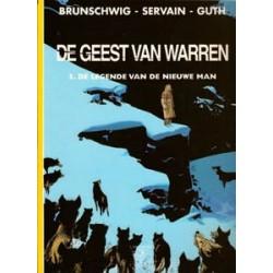 Geest van Warren set<br>deel 1 t/m 3<br>1e drukken 1997-2001
