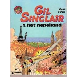 Gil Sinclair set<br>deel 1 t/m 4#<br>1e drukken 1990-1994