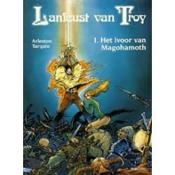 Lanfeust van Troy set<br>deel 1 t/m 4<br>1e drukken 1995-1997