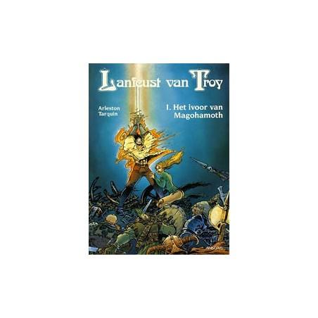 Lanfeust van Troy set deel 1 t/m 4 1e drukken 1995-1997