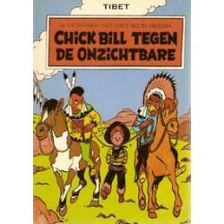 Chick Bill P01 - Tegen de onzichtbare herdruk 1978