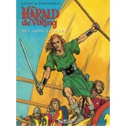 Harald de Viking L01<br>het rode eskader<br>herdruk