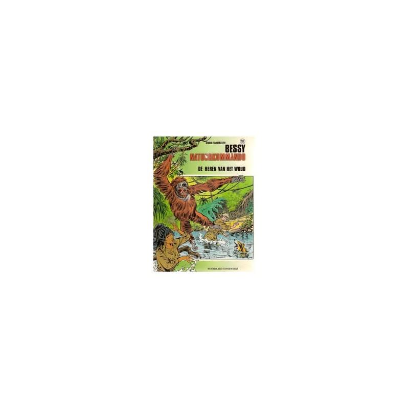 Bessy Natuurkommando 18 De heren van het woud 1e druk 199