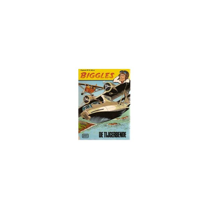Biggles SE03 De tijgerbende 1e druk 1979