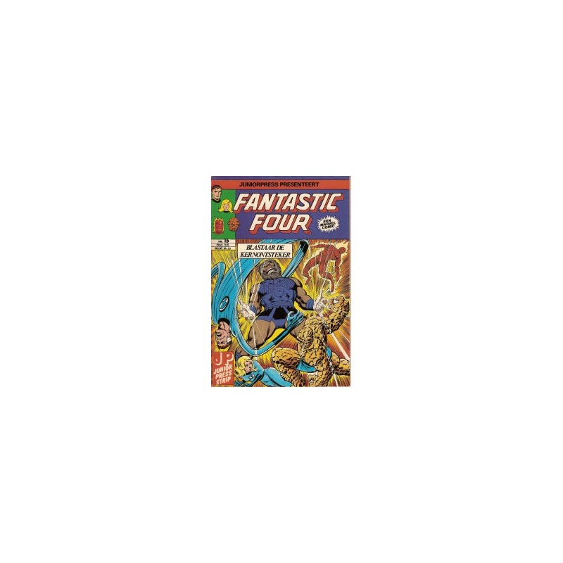 Fantastic Four 15