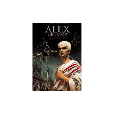 Alex  senator 01 De adelaars van Merula