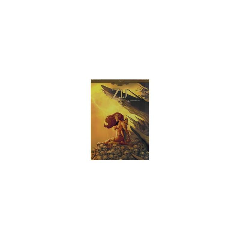 Zij 02 HC Zij-die-alles-ziet (Collectie 1800)
