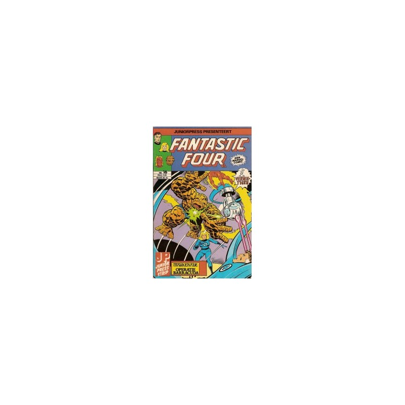 Fantastic Four 16