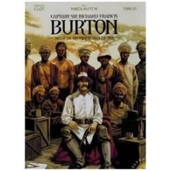 Explora 03 HC<br>Sir R.F. Burton 1<br>Naar de bronnen v/d Nijl