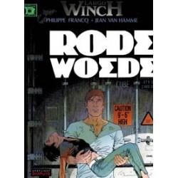 Largo Winch HC 18 Rode woede