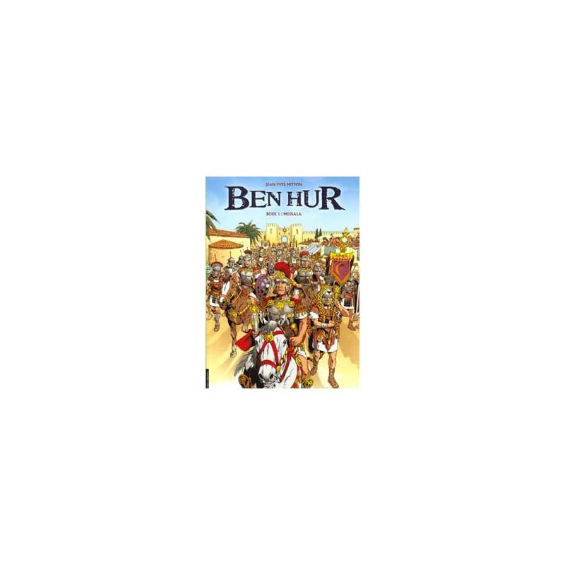 Ben Hur set HC deel 1 t/m 4 1e drukken 2010-2012